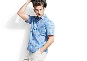 Classic Cuts: Polos, Pants & More