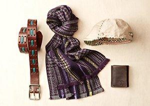 Robert Graham: Belts, Hats & More