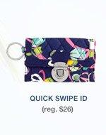 Quick Swipe Id