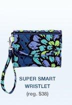 Super Smart Wristlet