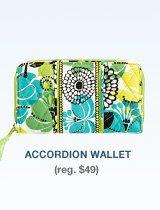 Accordian Wallet