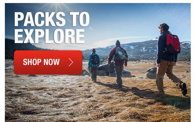 PACKS TO EXPLORE SHOP NOW