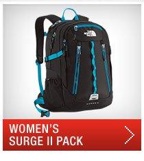 WOMEN'S SURGE II PACK