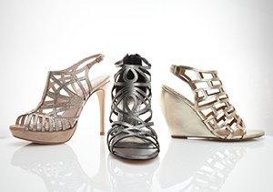 Grown-up Glamour: Sandals & Pumps