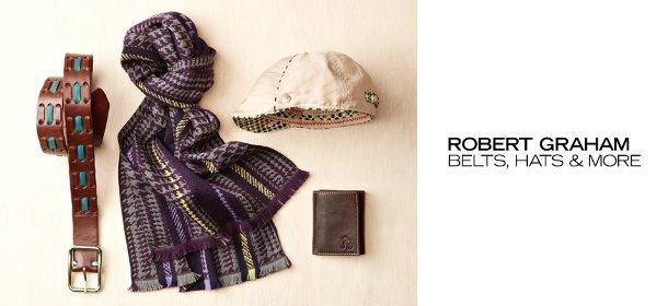 ROBERT GRAHAM: BELTS, HATS & MORE, Event Ends June 26, 9:00 AM PT >