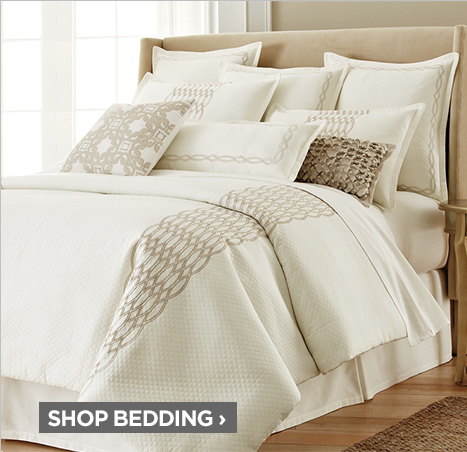 SHOP BEDDING ›
