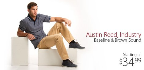Austin Reed Industry