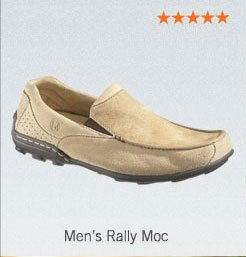 Men's Rally Moc