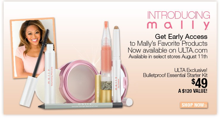 Introducing Mally Beauty