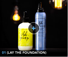 1. Lay the foundation
