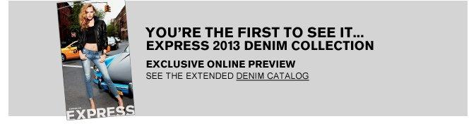 Denim Catalog