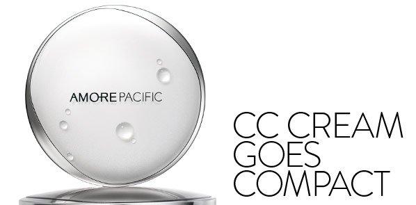 CC CREAM GOES COMPACT
