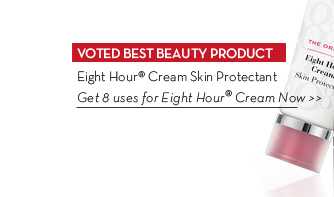 VOTED BEST BEAUTY PRODUCT. Eight Hour® Cream Skin Protectant. Get 8 uses for Eight Hour® Cream Now.