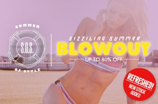 Refresh: Sizziling Summer Blowout: Bargain Prices