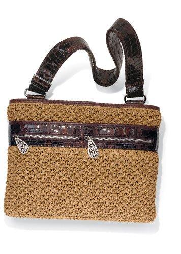 Alex straw bag