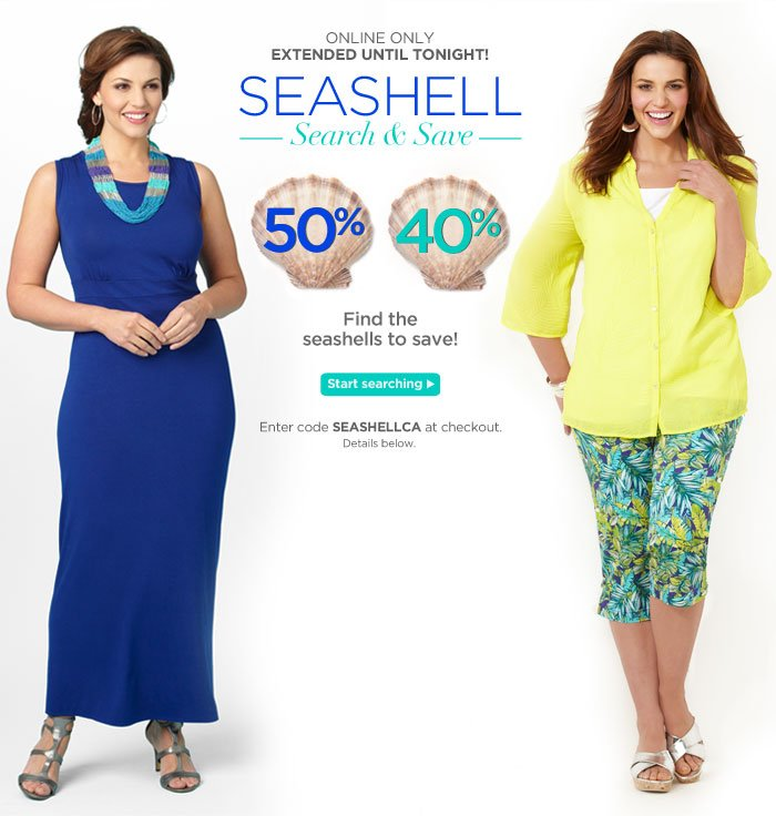 Seashell Search & Save