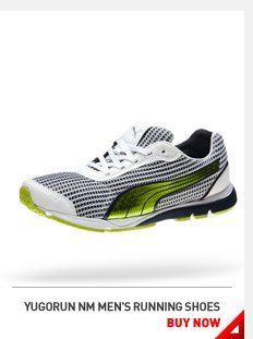 YOGORUN MEN'S RUNNING SHOES