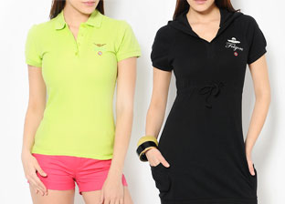 Esercito Italiano: Women's Athletic Apparel