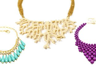Amrita Singh: Statement Necklaces