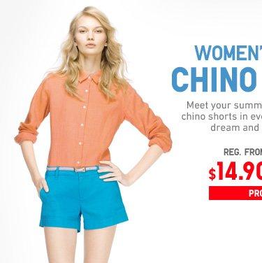 CHINOS WOMEN