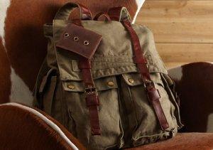 On the Go: Backpacks