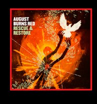 AUGUST BURNS RED CD