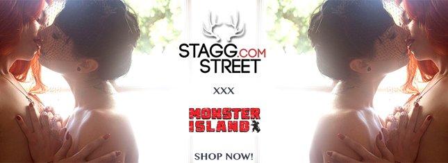 Monster Island XXX Stagg Street Collab