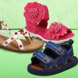 Summer's Best: Kids' Sandals