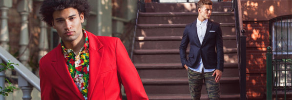 Shop The Look: Summer Blazers