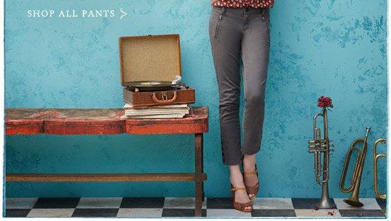 Shop all pants.