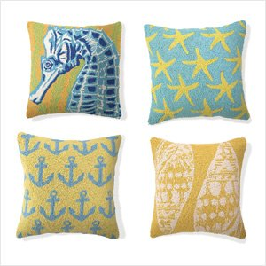 Pile On the Pillows: Peppy Summer Accents