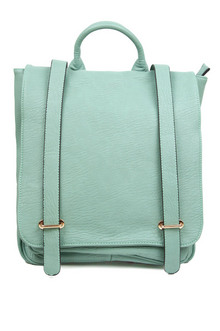 SQUARED SHOULDER BACKPACK 49