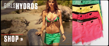 Shop Girls Hydro Shorts