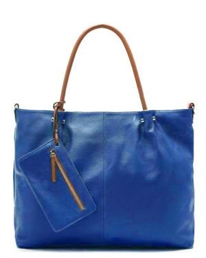 Belle & Bloom Genuine Leather Tote Handbag