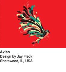 Avian - Design by Jay Fleck / Shorewood, IL, USA