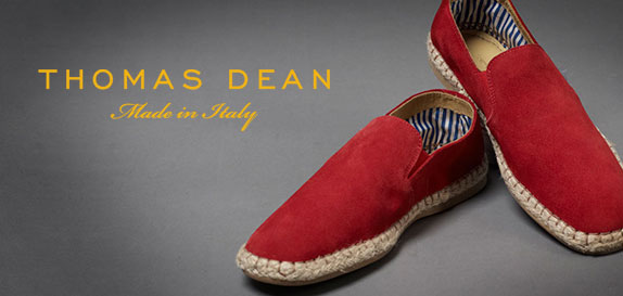 Thomas Dean Made In Italy