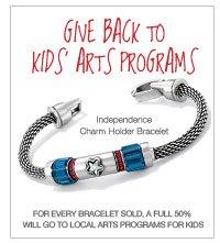 Give back to kids arts programs