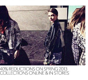 Sale Continues in Store and Online