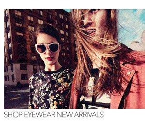 Eyewear New Arrivals