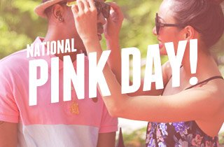 National Pink Day!