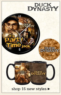 New Duck Dynasty Gifts