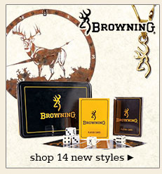 New Browning Gifts and Decor