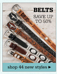 New Mens Belts