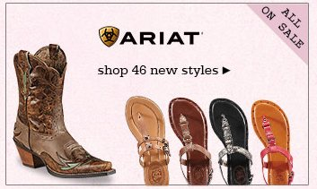 New Womens Ariat Boots and Shoes