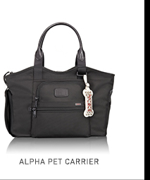 Alpha Pet Carrier