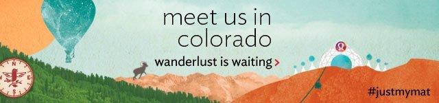 meet us in colorado