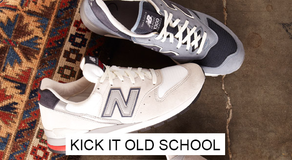 KICK IT OLD SCHOOL
