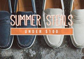 Shop Summer Steals Under $100