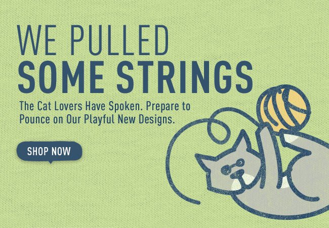 We Pulled Some Strings - The All NewCat Collection