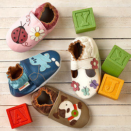 MOMO Baby: Soft-Sole Shoes